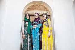 Kurdish fashion festival