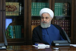Rouhani attends meeting on fight against narcotics