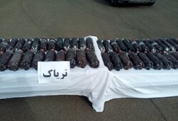 Police seize 1.5 tons of drugs in Iran's Saravan