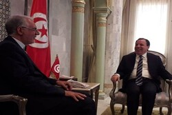 Iran, Tunisia to boost bilateral coop.