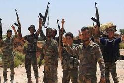 جاده راهبردی در شمال حماه زیر گامهای سربازان سوری