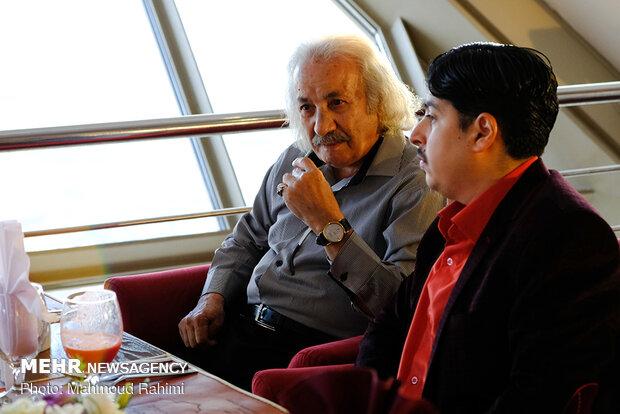 Masoud Kimiai's 78 birthday anniversary