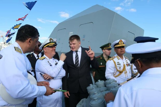 Iran, Russia sign MoU on maritime defense cooperation