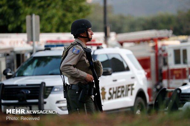 تیراندازی مرگبار در آمریکا
