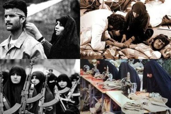 سه پیشنهاد از روایت حضور بانوان در جنگ تحمیلی/حماسه زنان ایرانی