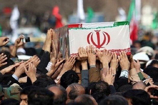پیکر مطهر شهید ادبیان پنجشنبه در کرمانشاه تشییع میشود