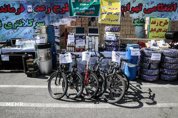 بیست و هفتمین طرح رعد پلیس پیشگیری پایتخت