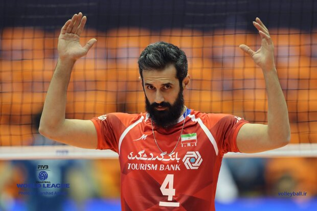 Marouf a candidate for IOC Athletes' Commission