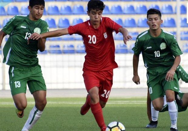 Iran into AFC U16 Championship finals