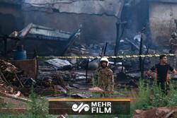 Pakistan'da patlama: 4 ölü, 20 yaralı