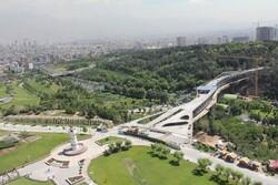 Tehran's Honar Lake, Garden ready for inauguration