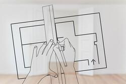 اجاره خانه با کمک استارتاپی که پلان خانه را هم به شما نشان میدهد
