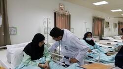 بستری ۵۱ زائر در بیمارستان های هلالاحمر و سعودی