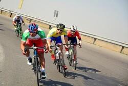 درخشش دوچرخه سواران نیشابوری در لیگ کشوری