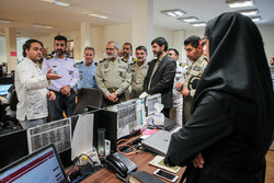 Army officials visit Mehr HQ