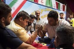 مسابقات مچ اندازی قهرمانی کشور در شاهرود
