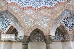 Kordasht Bathhouse; a tourist destination famed for intricate interior design