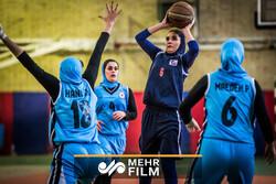 شادی نخستین دختر ایرانی مدالآور در جامجهانی بسکتبال