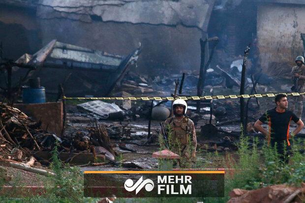 VIDEO: Blast in Pakistani city Quetta