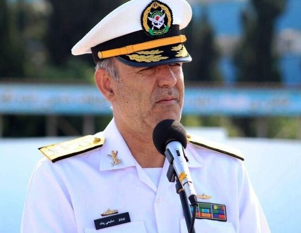 Iran, Russia coop. to boost security of intl. waters: navy admiral