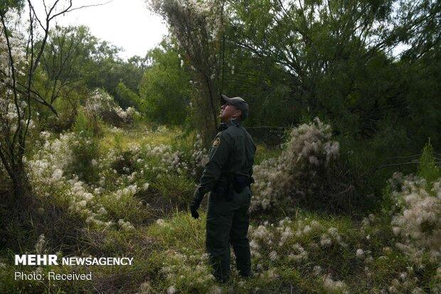 وضعیت انسانی در مرز آمریکا و مکزیک
