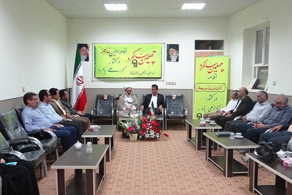 اعزام روحانی به ۹۰ درصد روستاهای شهرستان دشتی در ایام تبلیغ