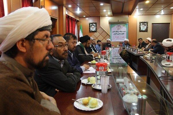 هیات های مذهبی اتباع و مهاجرین افغانستانی ساماندهی می شوند