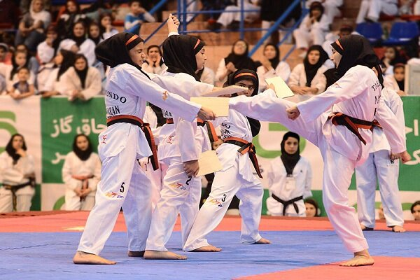 Iran wins 37 medals at 2019 Pyeongchang World Taekwondo Hanmadang