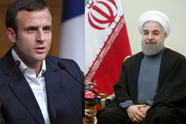 Rouhani declined Macron's invitation to meet Trump: report