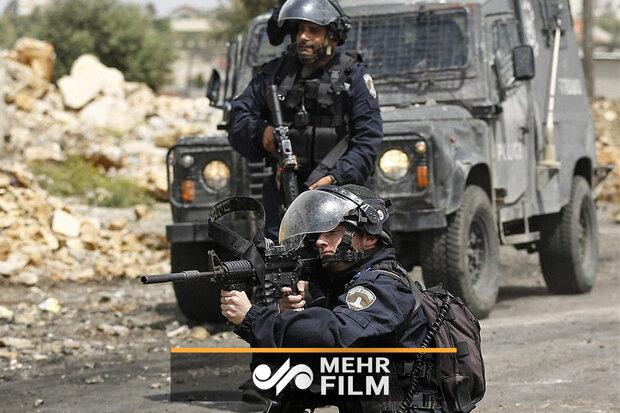 اسرائیلی فوج کی فائرنگ سے 4 فلسطینی شہید