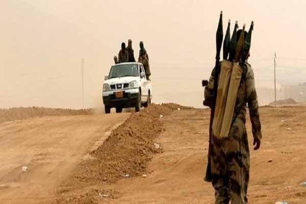 ۱۵۰۰ داعشی هنوز در عراق هستند/ مکان تحرک تکفیریها کجاست؟