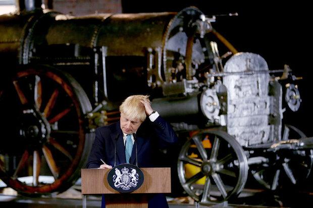 قیمت پوند انگلیس در پایینترین سطح ۲ ساله خود قرار گرفت