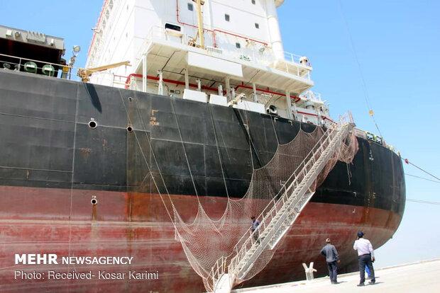 مبادلات بازرگانی بین دو بندر امام و بجایای الجزایر افزایش مییابد