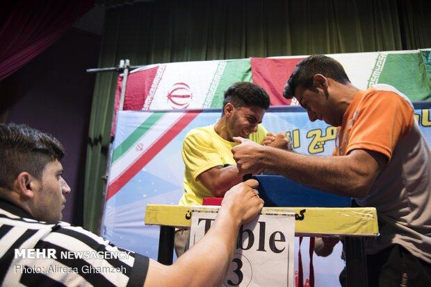 مسابقات مچ اندازی در چهارمحال و بختیاری برگزار شد