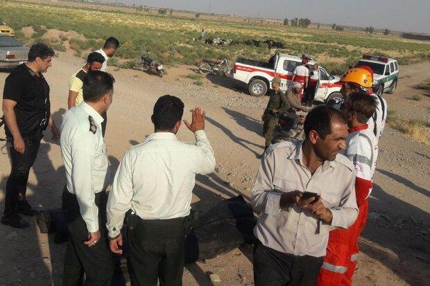 ۲ نفر در استخر کشاورزی حاجی آباد گرمسار غرق شدند
