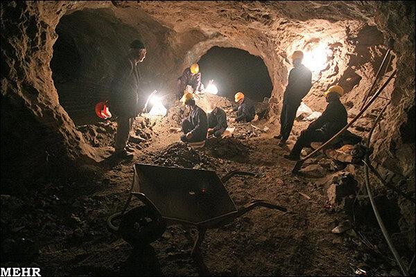۱۳۸ هزار تن مواد معدنی از معادن استان سمنان استخراج شد