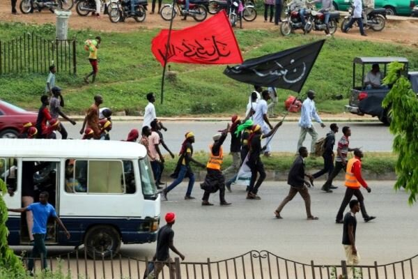 جنبش اسلامی نیجریه اعتراضات خیابانی را متوقف کرد