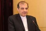 خاجي: ايران تؤكد ضرورة رفع العقوبات الجائرة عن الشعب السوري