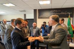علی اصغر جاودانفر فرمانده مقاومت بسیج شرکت عمران شهر جدیدپردیس شد