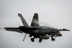 مجروحیت ۶ فرانسوی در حادثه سقوط جنگنده آمریکایی