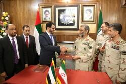 امضای تفاهمنامه همکاری مرزی ایران و امارات/ افزایش تعاملات مرزی دو کشور در دستورکار