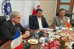 اتاق بازرگانی ازحضور سرمایه گذاران فرانسوی در قزوین استقبال میکند