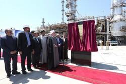 ایران در تولید بنزین و گازوئیل به خودکفایی رسیده است