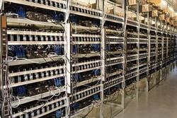 ۱۱۰۰ دستگاه تولید ارز دیجیتال در بابلسر کشف شد