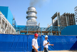 آغازعملیات اجرایی ۲ واحد گازی نیروگاه سیکل ترکیبی شهید سلیمی نکا