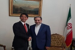 Iran, Japan call for widening scope of cooperation