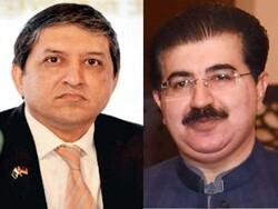 پاکستانی سینیٹ کے چیئرمین کے خلاف تحریک عدم اعتماد ناکام