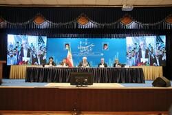 افتتاح همزمان ۲۹۱ پروژه زیربنایی و اقتصادی در آذربایجان شرقی