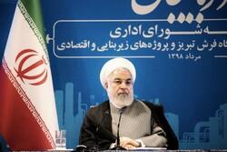 روحاني: الادارة الامريكية تخشى قدرات ظريف الدبلوماسية