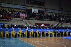 سی اُمین دوره مسابقات ورزشی دختران کشور در گیلان آغاز شد